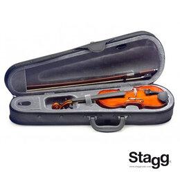 Смычковые инструменты - STAGG VN-1/8 Скрипка размером 1/8, 0
