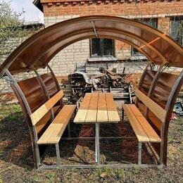 Комплекты садовой мебели - Беседка из поликарбоната, 0