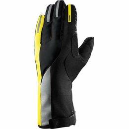 Защита и экипировка - Велоперчатки MAVIC VISION Thermo, черно-желтые, 2018 (Размер: XXL), 0