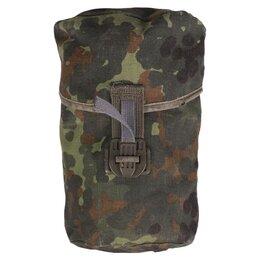 Военные вещи -  Подсумок для полевой фляги Бундесвера, б/у, 0
