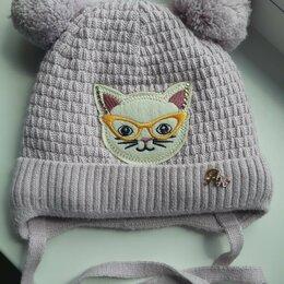 Головные уборы - Зимняя шапка для девочки, 0
