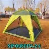 Палатки - ШАТЕР-ПАЛАТКА для туризма, 0