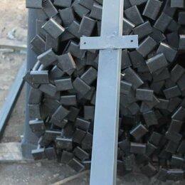 Заборы, ворота и элементы - Столбы железные (металлические) для забора Александров, 0