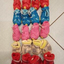 Одежда и обувь - Ботинки для собаки, 0