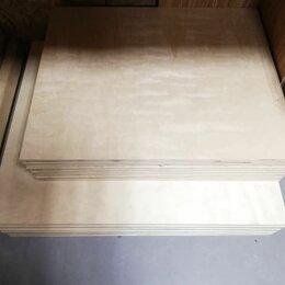 Древесно-плитные материалы -  Фанера фк 8мм, сорт 1-2, 0