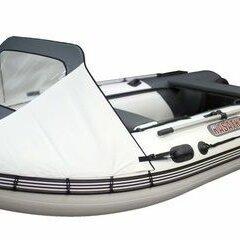 Аксессуары  - Носовой тент на лодку пвх ривер боатс 370, 0