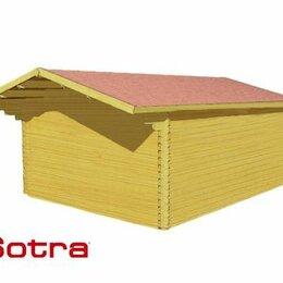 Готовые строения - Домокомплект для самостоятельной сборки садового домика 5×4 из мини бруса, 0