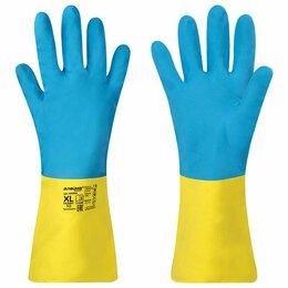 Перчатки - Перчатки неопреновые ЛАЙМА НЕОПРЕН EXPERT, 100…, 0