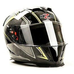 Спортивная защита - Шлем мото HIZER J5311, 0