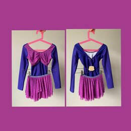 Спортивные костюмы и форма - Купальник гимнастический Arina Ballerina 140-146…, 0