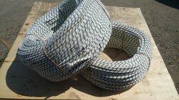 Веревки и шнуры - Верёвка фал канат 6 мм. (капрон), 0