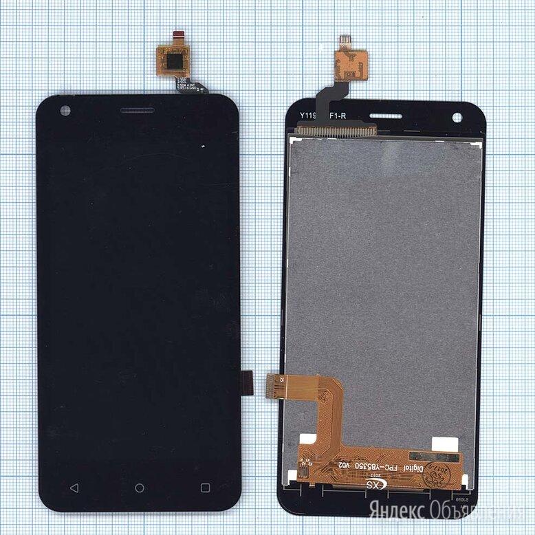 Модуль (матрица + тачскрин) для Fly FS455 Nimbus 11 черный по цене 315₽ - Дисплеи и тачскрины, фото 0