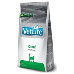 Корма  - Farmina Vet Life Cat Renal 10 кг Диета для кошек…, 0
