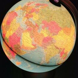 Глобусы - Глобус с подсветкой производство Италия, 0