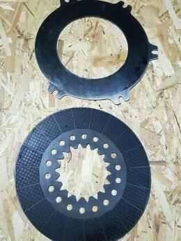 Тормозная система  - Комплект тормозных дисков case & New Holland, 0