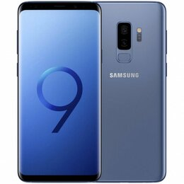 Мобильные телефоны - Samsung Galaxy S9+ 64Gb SM-G965F Голубой коралл, 0