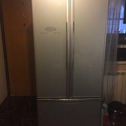Холодильники - Холодильник Хитачи на запчасти, 0