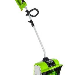 Снегоуборщики - Снегоуборщик аккумуляторный Greenworks GD40SSK2 бесщеточный (с АКБ и ЗУ), 0