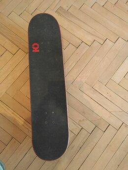 Скейтборды и лонгборды - Скейтборд, сумка для скейтборда и ключ для скейта, 0