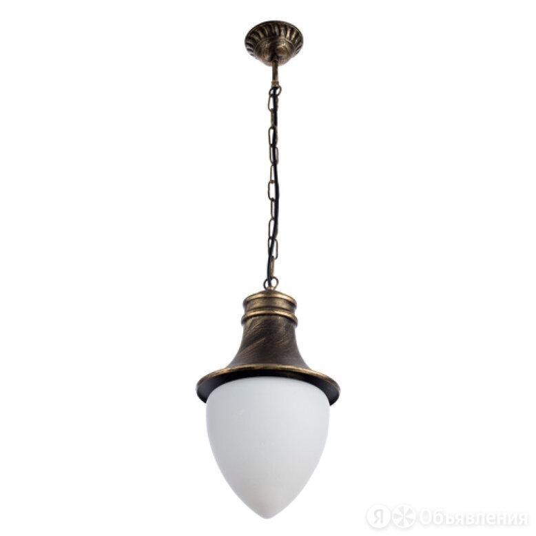 Уличный светильник ARTE LAMP A1317SO-1BN по цене 3650₽ - Уличное освещение, фото 0