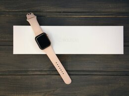 Умные часы и браслеты - Apple Watch Series 6 GPS 40mm, 0