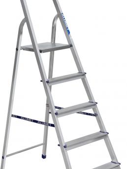 Лестницы и стремянки - Стремянки АЛЮМЕТ Стремянка алюминиевая 5…, 0