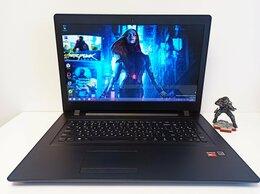 """Ноутбуки - Ноутбук Lenovo / 17.3"""" / AMD A6 / Гарантия, 0"""