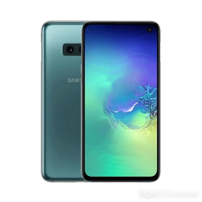 Samsung Galaxy S10e 128gb Аквамарин (Prism Green) по цене 42990₽ - Мобильные телефоны, фото 0