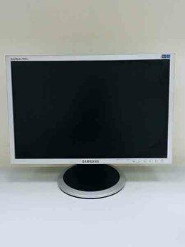 Мониторы - Монитор с дефектом ЖК 19'' 16:10 Samsung 940NW сер, 0