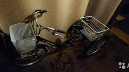 Велосипеды - Трехколесный велосипед для взрослых IZH-bike 24, 0