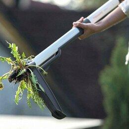 Тяпки и мотыги - Удалитель корней травы Fiskars 139940 облегченный автоматический, 0