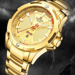 Наручные часы - Часы мужские Naviforce NF9161 GOLD, 0
