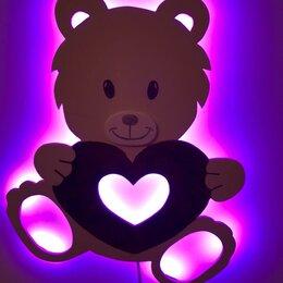 Бра и настенные светильники - Светильник детский. Ночник. , 0