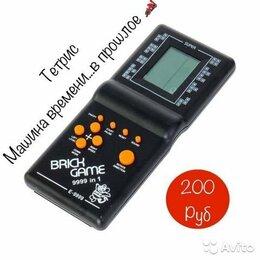 Ретро-консоли и электронные игры - Тетрис brick game 99999in1, 0