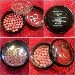 Для лица - Румяна шариковые Golden Rose Ball Blusher 03, 0
