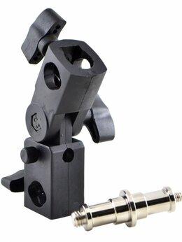 Стойки и крепежи - Grifon FLH-05 переходник адаптер для студийного…, 0