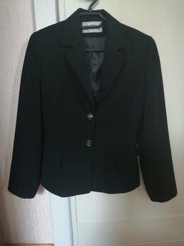 Пиджаки - Женский пиджак в хорошем состоянии. Размер: 42-44, 0