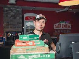 Сотрудник бригады ресторана - Менеджер пиццерии (м. Дубровка), 0
