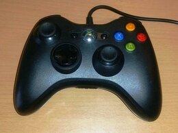 Рули, джойстики, геймпады - Геймпад  для Xbox 360 и ПК  проводной., 0
