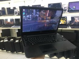 Ноутбуки - Ноутбук Офисный Dell i3/6gb DDR3/HDD500gb, 0