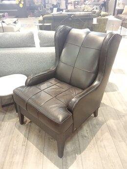 Кресла - Кресло кожаное Roy Bosh, 0
