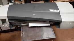 Принтеры и МФУ - Плоттер HP DesignJet 111 Roll (CQ532A) формат А1, 0