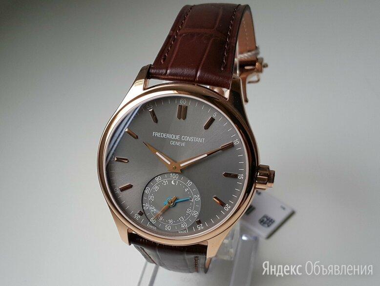 Frederique Constant часы FC-285  по цене 40000₽ - Наручные часы, фото 0