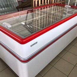Морозильное оборудование - Ларь бонета комбинированная вертикальная, 0