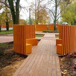 Скамейки - Парковая мебель, 0
