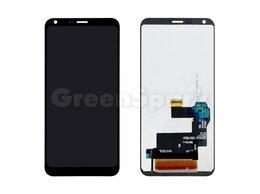 Дисплеи и тачскрины - Дисплей для LG Q6/Q6a/Q6 Plus (M700) + тачскрин…, 0