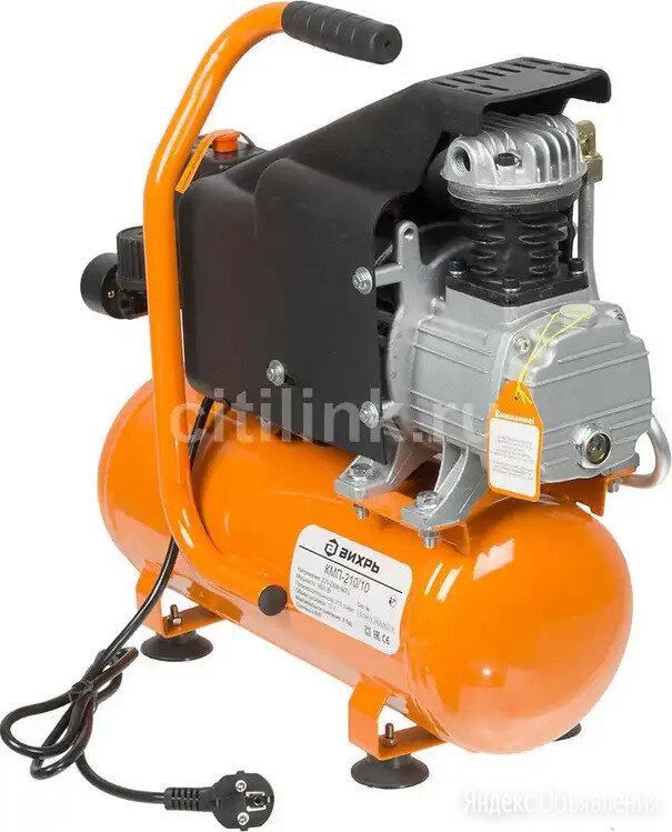 Компрессор КМП 210/10 Вихрь  по цене 7990₽ - Воздушные компрессоры, фото 0