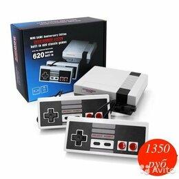 Игровые приставки - Игрoвaя пристaвка денди 620 встроeнных игp, 0