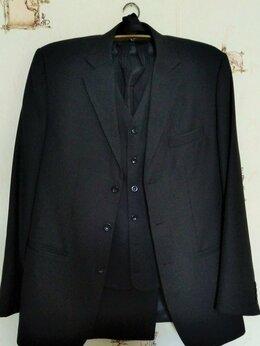 Костюмы - костюм- тройка с галстуком,р-р-50,, 0