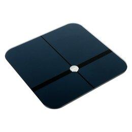 Напольные весы - Весы напольные Kitfort КТ-807, диагностические, до 180 кг, 4хААА, стекло, Blu..., 0